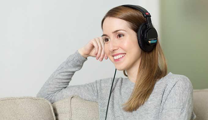 Konzentration steigern mit binauralen Beats